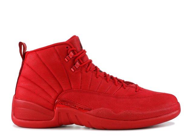 "Air Jordan 12 Retro ""gym Red"" - Air Jordan - 130690 601 - gym red/black-gym red | Flight Club"