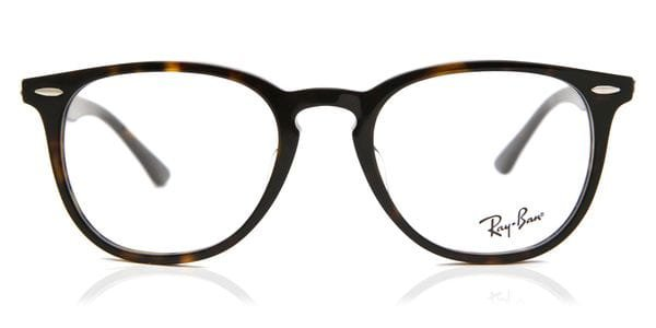 Ray-Ban RX7159F Asian Fit 2012 Glasses Tortoise | SmartBuyGlasses New Zealand