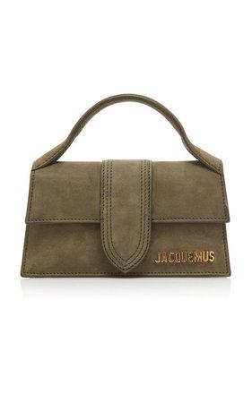 Le Bambino Suede Top Handle Bag by Jacquemus | Moda Operandi