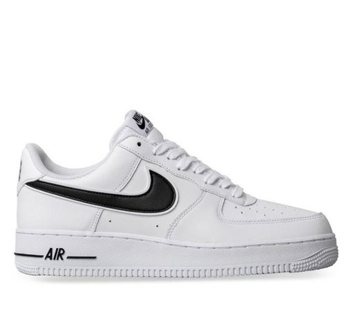 Shop Nike Mens Air Force 1 '07 3 White Online | Platypus Shoes