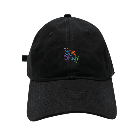 SSLP EMBROIDERED DAD HAT – Official Eminem Online Store