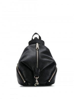 REBECCA MINKOFF | Backpacks | Julian Mini Leather Backpack | Black | Tessabit Shop Online