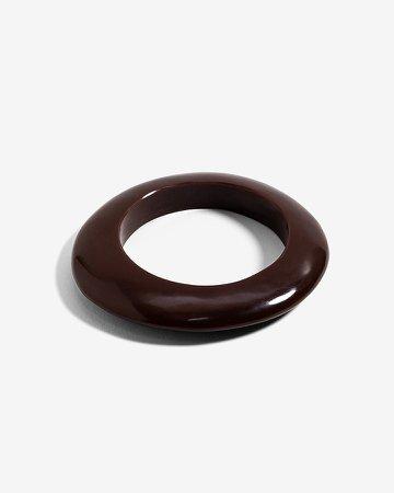 Lola Ade Chocolate Bangle Bracelet