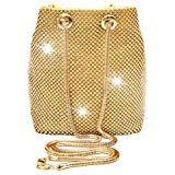 Clocolor Evening Bags and Clutches for Women Rhinestone Crystal Clutch Purse Wedding Bridal Handbag Party Bag: Handbags: Amazon.com