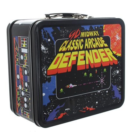 Midway Classic Arcade Tin Lunch Box, Defender | Walmart Canada