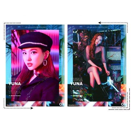 'GENETICS' Teaser 1 - (Yuna)