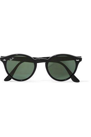 Ray-Ban | Round-frame acetate sunglasses | NET-A-PORTER.COM