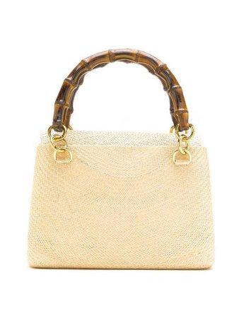 Serpui Straw Shoulder Bag - Farfetch