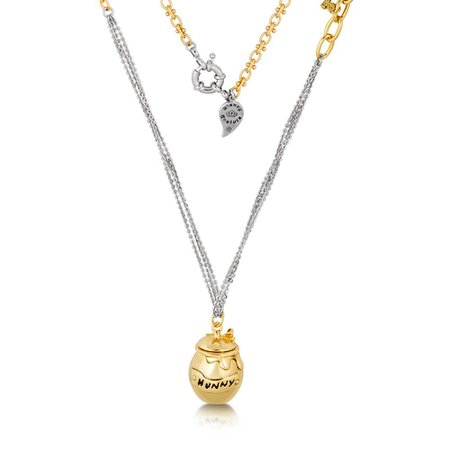 Disney Couture Winnie The Pooh Hunny Pot Necklace – Twin Treats