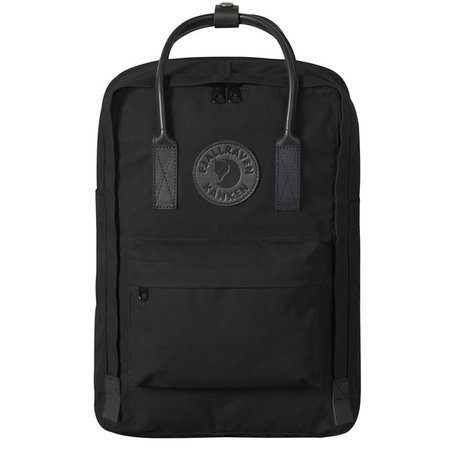 Fjällräven - Kånken No. 2 Laptop 15 Black
