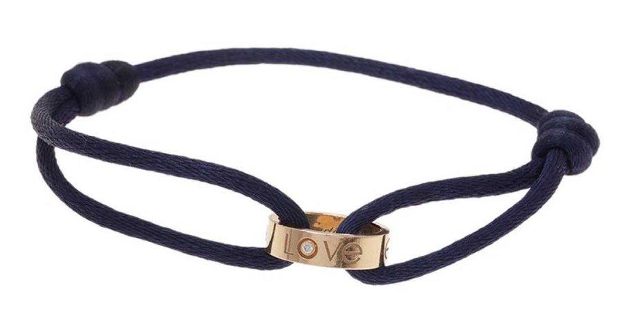 Cartier Love Silk Bracelet