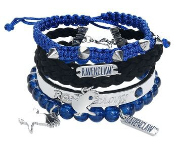 Ravenclaw | Harry Potter Bracelet Set | EMP