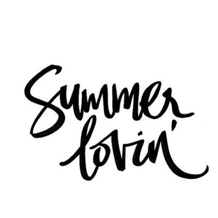 Summer Lovin Text