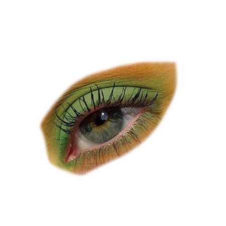green eye png filler