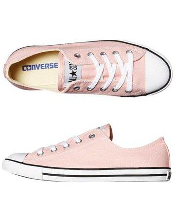 converse light pink