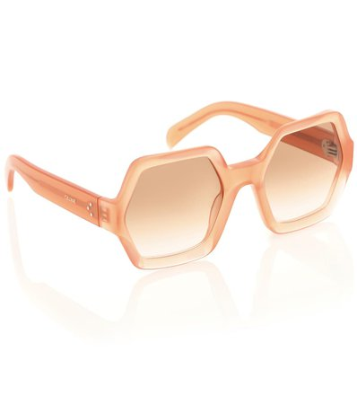 Hexagonal Sunglasses - Celine Eyewear | Mytheresa