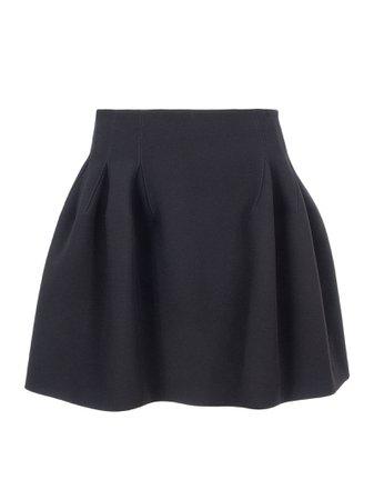 Givenchy Flared Mini Skirt