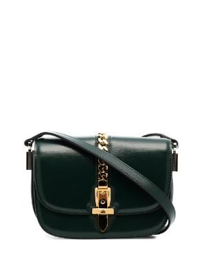 Gucci Sylvie leather crossbody bag