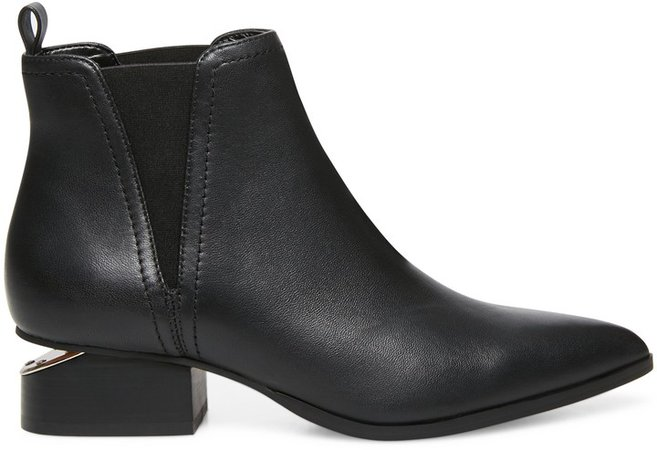 Radical Black Leather