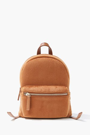 Ribbed Mini Backpack | Forever 21
