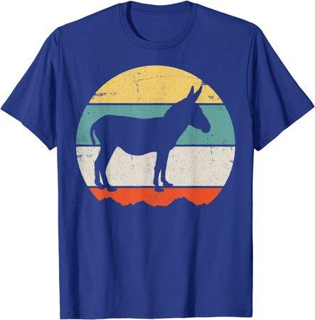 Amazon.com: Donkey T-Shirt: Clothing