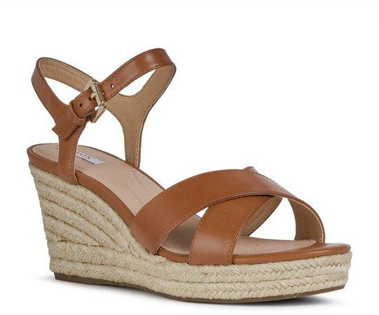 Soleil Espadrille Wedge Sandal