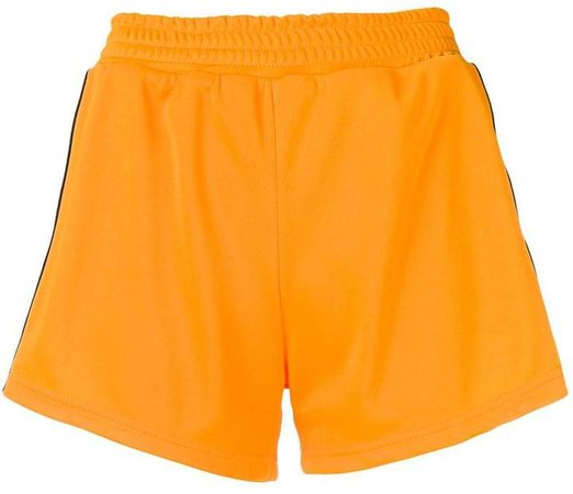 Flirting side stripe shorts