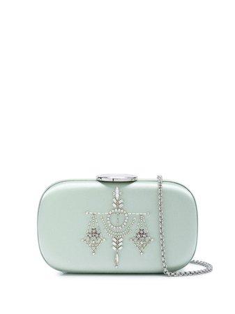 Giambattista Valli Embellished Clutch Bag - Farfetch