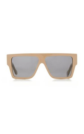 Lazer Square-Frame Acetate Sunglasses By Tol Eyewear | Moda Operandi