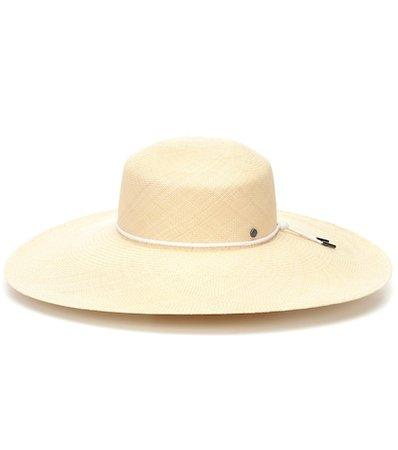 Little Bianca straw hat