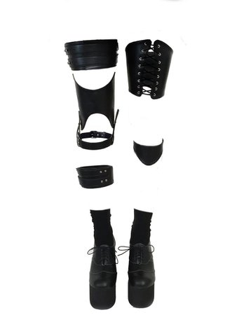 DEANDRI Leg Harness