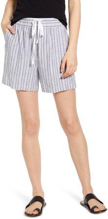 Kori Drawstring Waist Shorts