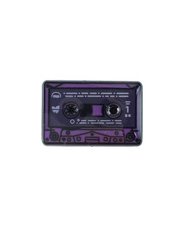 Purple Tape Pin – Strange Ways