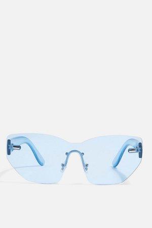 Blue Sunglasses | Bags & Accessories | Topshop