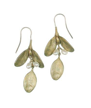 Boxwood Chandelier Earrings