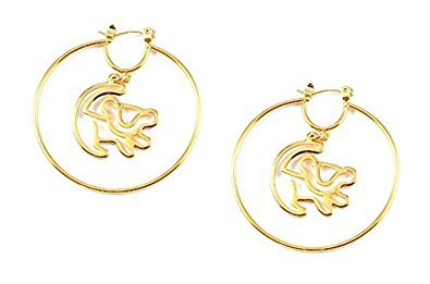 lion king earrings