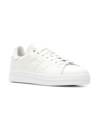 Adidas Tênis 'Stan Smith New Bold Shoes' De Couro - Farfetch