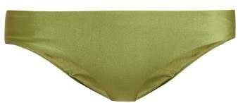 Lure Bikini Briefs - Womens - Green