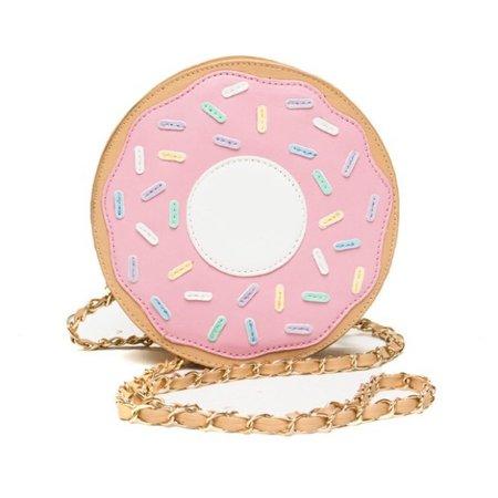 Crossbody Donut Bag $20.00* Brand: Nila Anthony