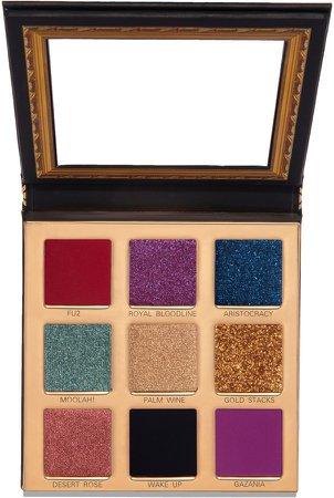 Uoma Beauty Black Magic 'Coming 2 America' Good Morning Zamunda Color Palette
