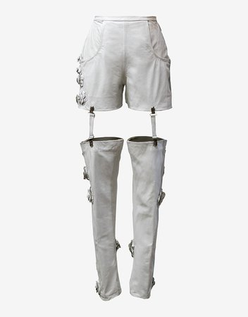 MERIDA Garter Belt Shorts/Pants - CANDICE CUOCO