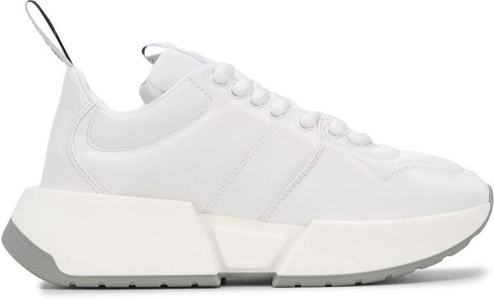 Chunky Low Top Sneakers