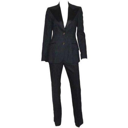 Dolce & Gabbana Women's Tuxedo Suit