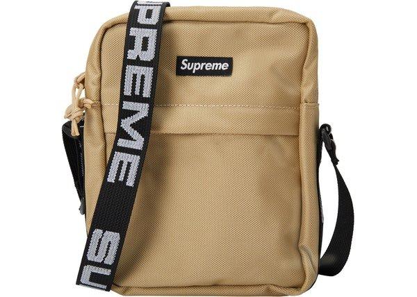 Supreme Shoulder Bag (SS18) Black - SS18