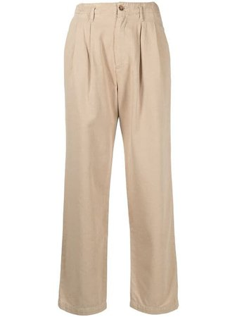 Shop Boyish Jeans Harry straight-leg trousers with Express Delivery - FARFETCH