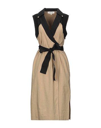 Diane Von Furstenberg Midi Dress - Women Diane Von Furstenberg Midi Dress online on YOOX United States - 15060194MK
