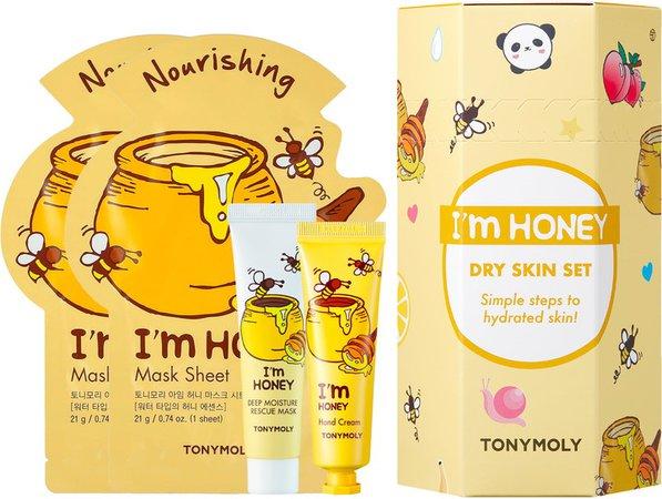 I'm Honey Mask & Hand Cream Set