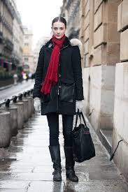 winter street style - Google Search