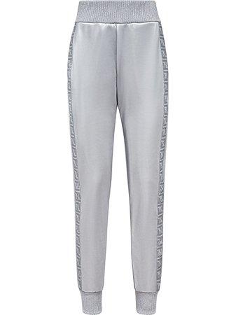 Fendi Fendi Prints On logo-print Track Pants