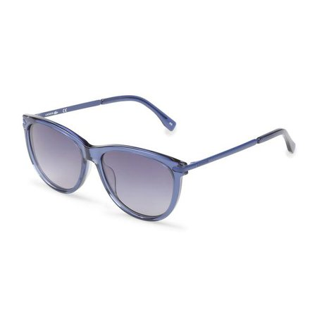 Fashiontage - Lacoste Blue Uv3 Acetate Gradient Sunglasses - 898920710205